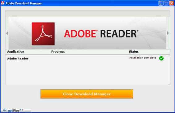 How to avoid the adobe download manager firefox extension.